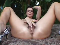Pussy Fucked Outside