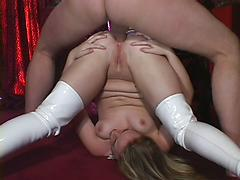 Amber Peach And Otto Bauer Enjoys A Very Hardcore Sex