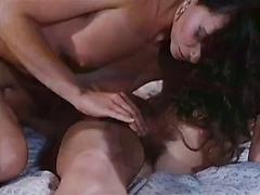 Sexy Retro Hoe Loves To Fuck Her Boss In The Kitchen