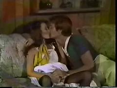 Gorgeous Wife Gets Fucked And Spunked On In Retro Scene
