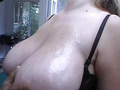 Bad Ass Chubby Slut With Huge Boobs Gets Double Banged