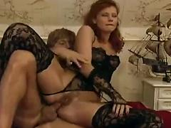 Hot Little Redhead Gets Her Tight Ass Fucked