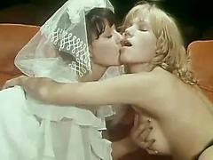 A Lovely Blond Has Wild Lesbian Sex In The Big City