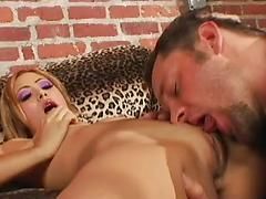 Cute Sexy Blonde Show Her Sexy Ass And Pussy