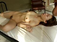 Sexy Asian Foursome Some Anal Play And Cumshot