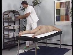 Fat mature amateur gets her pierced twat massaged and bonked